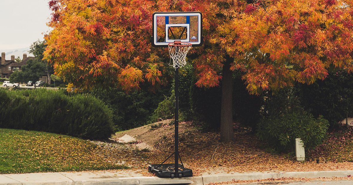 Basketball Goal Stand
